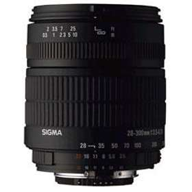 Sigma AF 28-300/3.5-6.3 IF for Canon