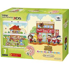 Nintendo New 3DS (incl. Animal Crossing: Happy Home Designer) - Special Ed.