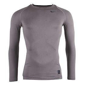 Under Armour UA HeatGear Long Sleeved Green Sports Functional Compression Top