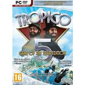 Tropico 5 - Game of the Year Edition