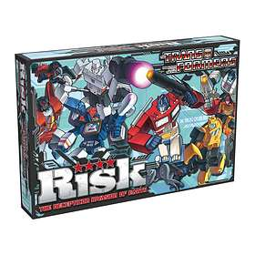 Hasbro Risk: Transformers The Deception Invasion on Earth