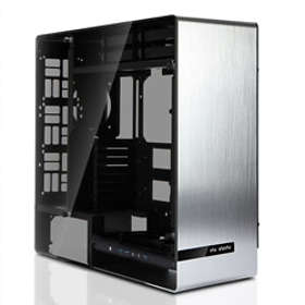 In Win 909 (Silver/Transparent)