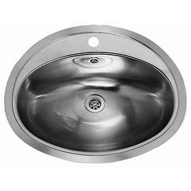 Lavabo Giant Pacific 23003 (Stål)