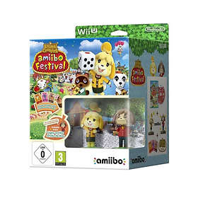 Animal Crossing: Amiibo Festival (incl. Amiibo + Cards) (Wii U)