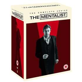 The Mentalist - Säsong 1-7