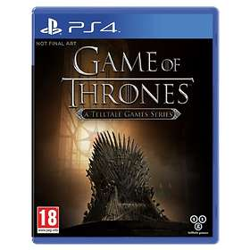 Game of Thrones: A Telltale Games Series (PS4)