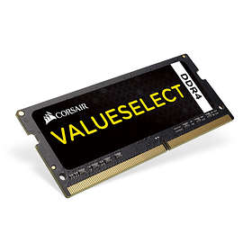 Corsair Value Select SO-DIMM DDR4 2133MHz 2x4GB (CMSO8GX4M2A2133C15)