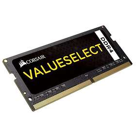 Corsair Value Select SO-DIMM DDR4 2133MHz 4Go (CMSO4GX4M1A2133C15)
