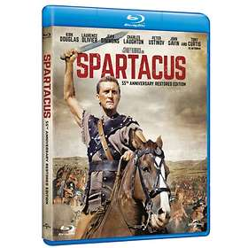 Spartacus - 55th Anniversary Restored Edition