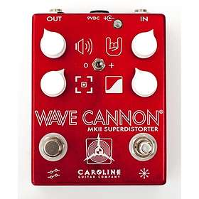 Caroline Guitar Wave Cannon MKII Super Distortion