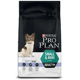 Purina ProPlan OptiAge Adult 9+ Small & Mini 3kg