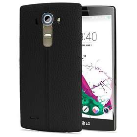 LG Genuine Leather Back Cover for LG G4