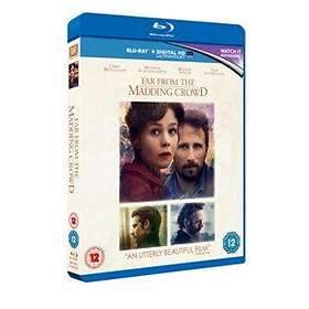Far from the Madding Crowd (BD+DC)