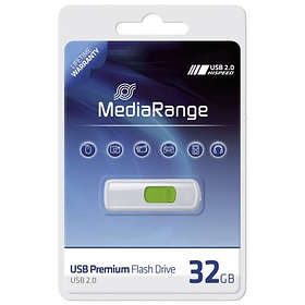 MediaRange USB Color 32GB
