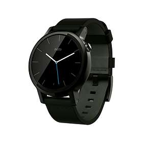 Motorola Moto 360 2nd Gen Mens 42mm Leather