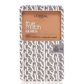 L'Oreal True Match Genius 4in1 Compact Foundation 7g