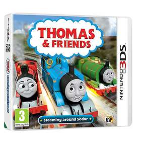 Thomas and Friends: Steaming Around Sodor (3DS)