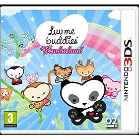 Luv Me Buddies Wonderland (3DS)