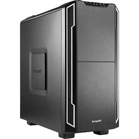 Be Quiet! Silent Base 600 (Black/Silver)