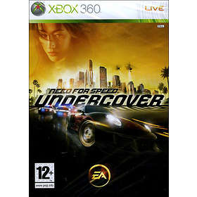 Need For Speed Undercover Xbox 360 Best Price Compare Deals