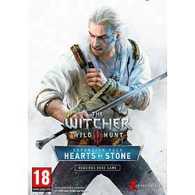 The Witcher 3: Wild Hunt - Hearts of Stone Expansion Pack (PC)
