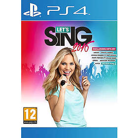 Let's Sing 2016 (PS4)