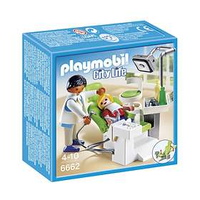 Playmobil City Life 6662 Dentist with Patient