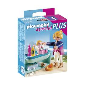 Playmobil Special Plus 5368 Mother and Child with Changing Table