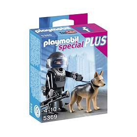 Playmobil Special Plus 5369 Tactical Police Dog Unit