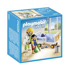 Playmobil City Life 6661 Doctor with Child