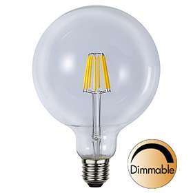 Star Trading Illumination LED Clear Filament Bulb 600lm 2700K E27 6W (Dimmable)