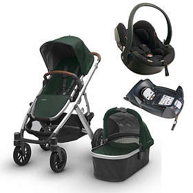 UppaBaby Vista (Double Travel System)