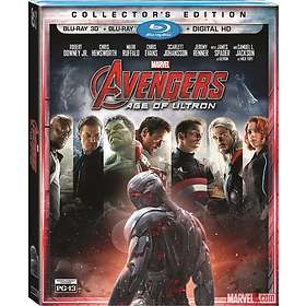 Avengers: Age of Ultron (3D) (US)