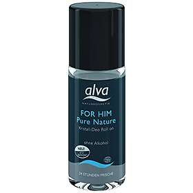 Alva Skincare For Him Pure Nature Roll-On 50ml