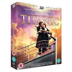 Titanic - Collector's Edition (3D) (UK)