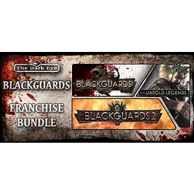 Blackguards Franchise Bundle (PC)