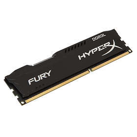 Kingston HyperX Fury Black DDR3L 1600MHz 4GB (HX316LC10FB/4)