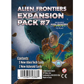 Alien Frontiers: Expansion Pack #7 (exp.)