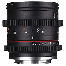Samyang 21/1,5 ED AS UMC CS Cine for Canon EF-M