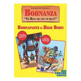 Bohnanza: Bohnaparte & High Bohn (exp.)
