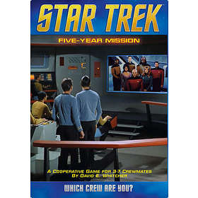 Star Trek: Five Year Mission