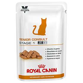 Royal Canin VCN Senior Consult Stage 1 24x0,1kg