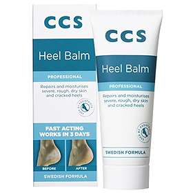 CCS Fast Acting Works In 3 Days Heel Balm 75g