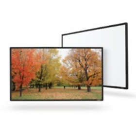 "Grandview Fixed Frame Edge Matt White 16:9 120"" (266x149)"