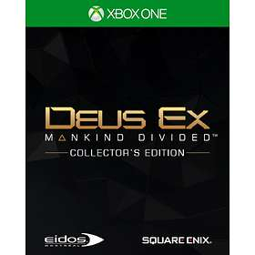 Deus Ex: Mankind Divided - Collector's Edition (Xbox One)