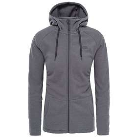 The North Face Mezzaluna Full Zip Fleece Hoodie (Women's)