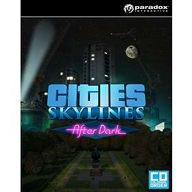 Cities: Skylines: After Dark (Expansion) (PC)
