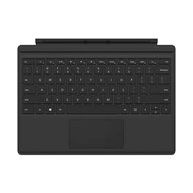 Microsoft Surface Pro 4 Type Cover (Nordisk)