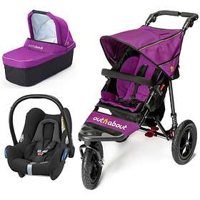 Out n About V4 Nipper 360 - Single 3in1 (Travel System)