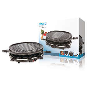 Azura Raclette 8 Person